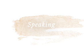 speaking watercolor